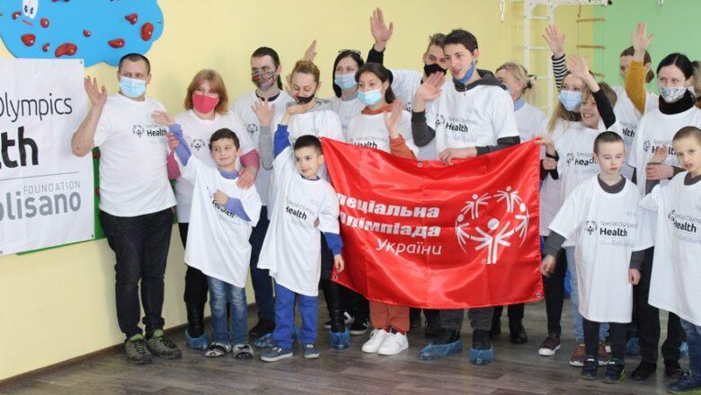 У Вінниці стартувала нова програма Спеціальної Олімпіади України — FitFeet