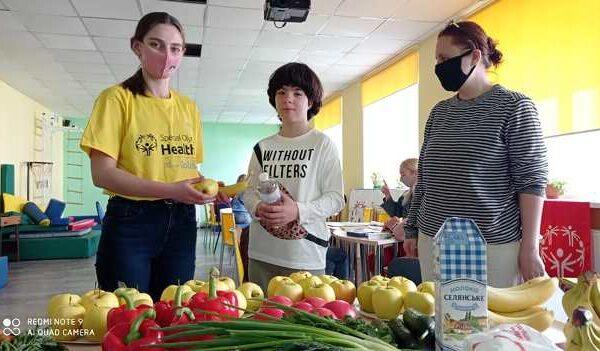У Вінниці спортсмени СОУ взяли участь у «Health Promotion» та «ФАНфітнес»
