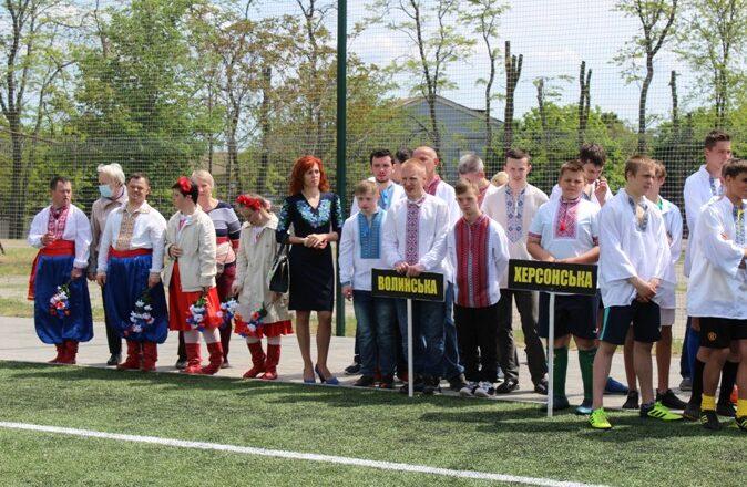 20-21 травня відбувся Всеукраїнський турнір СОУ з футболу