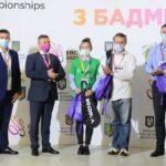 Кращі бадмінтоністи СОУ на Чемпіонаті Європи