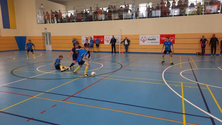 У Вінниці відбувся Національний турнір СОУ з футболу