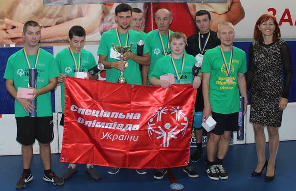Флорбольний турнір Lutsk Open Cup